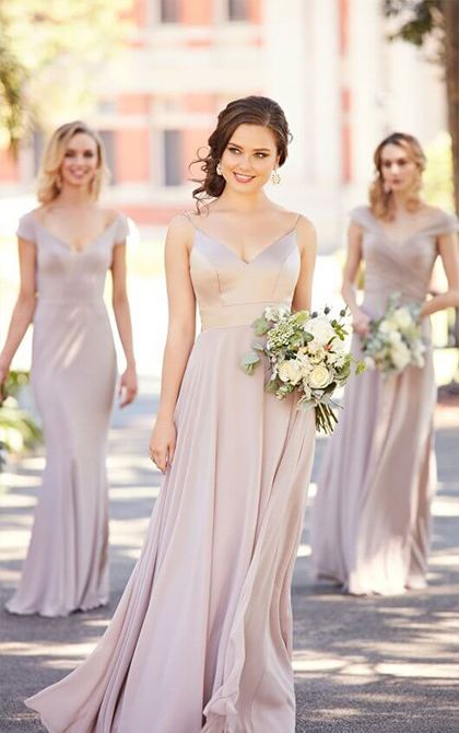 6782450ed Create an ultra-glamorous look for your all-important bridesmaids ...